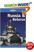 Russia & Belarus Lonely Planet