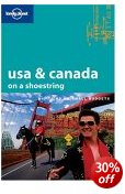 USA & Canada on a shoestring - Lonely Planet