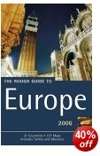 Europe - Rough Guide