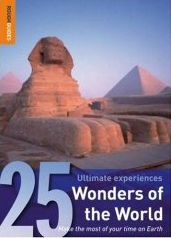 Wonders of the World - 25 Ultimate Experiences