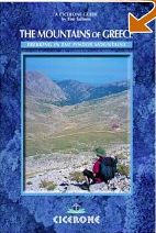 Mountains of Greece Walkers Guide