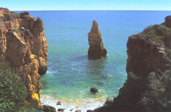 Photo Gallery of the Algarve region of Portugal