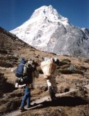 Treks and Climbs in the Nepal Himalya